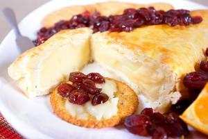 Cranberry And Pecan Brie En Croute Recipes — Dishmaps