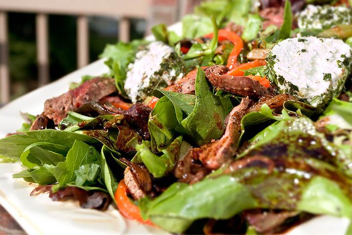 balsamic beef salad balsamic beef salad italian balsamic beef salad ...