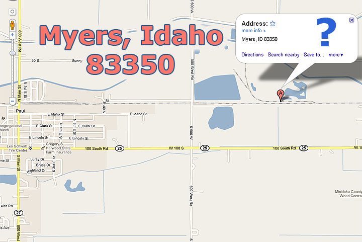 Where Is Myers Southern Idaho Living - Where is idaho