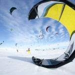 Snow Kiting Soldier Mountain